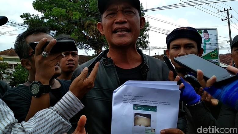 Tersangka Penyebar Surat Palsu KPK Ajukan Praperadilan