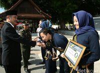 Peringati Sumpah Pemuda, Banyuwangi Beri Penghargaan untuk Pemuda Berprestasi