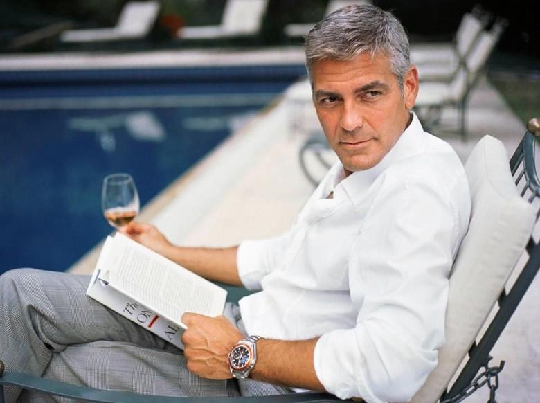 George Clooney Foto: Istimewa