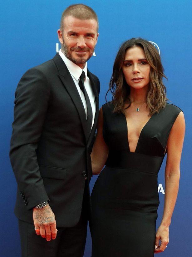 Di Rumah Saja, David dan Victoria Beckham Sibuk Bikin Kue