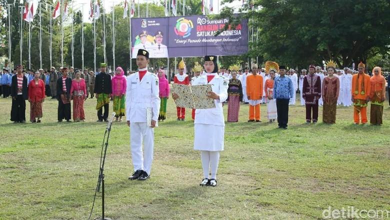 Peringati Sumpah Pemuda, Banyuwangi Apresiasi Remaja-remaja Berprestasi