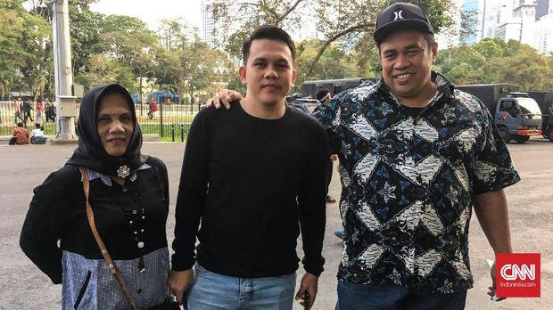 Ayah Hingga Nenek Dukung Egy di Timnas Indonesia U-19