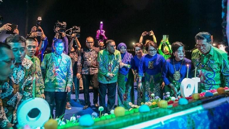 Upaya Menjaga Kebhinekaan Lewat Festival Budaya Irau Malinau