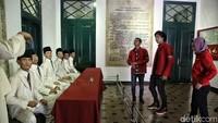 Di sini, Road Warriors juga mendapatkan informasi-informasi menarik seputar Sumpah Pemuda. Foto: Pradita Utama