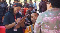 Kenalkan, Temanku Lima Benua yang Ingin Buat Sketsa Wajah Jokowi