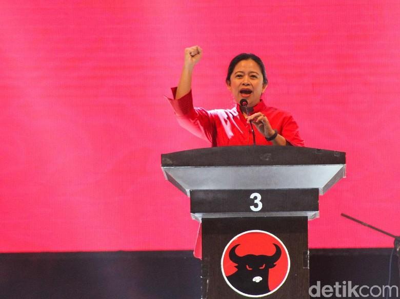 Benarkan Jadi Kandidat Ketua DPR dari PDIP, Puan: Belum Keputusan Partai