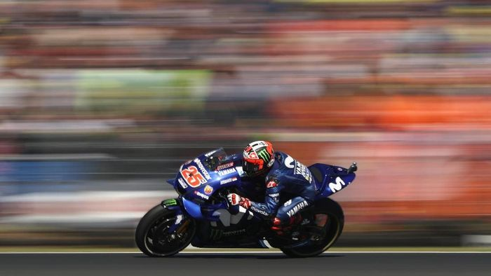 Yamaha launching motor baru MotoGP 2019 di Jakarta? (Getty Images/Robert Cianflone)