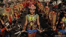 Keren Banget! Karnaval Budaya Nusantara di Hari Sumpah Pemuda