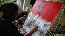 Aksi Perupa di Hari Sumpah Pemuda