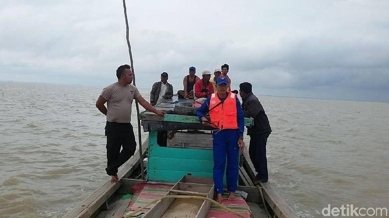 Kapal Tenggelam di Riau, 2 Nelayan Tewas