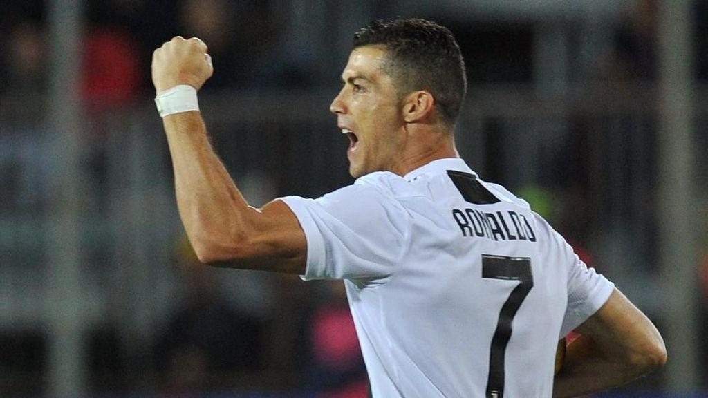 Cristiano Ronaldo Kini Manusia dengan Pengikut Terbanyak di Instagram