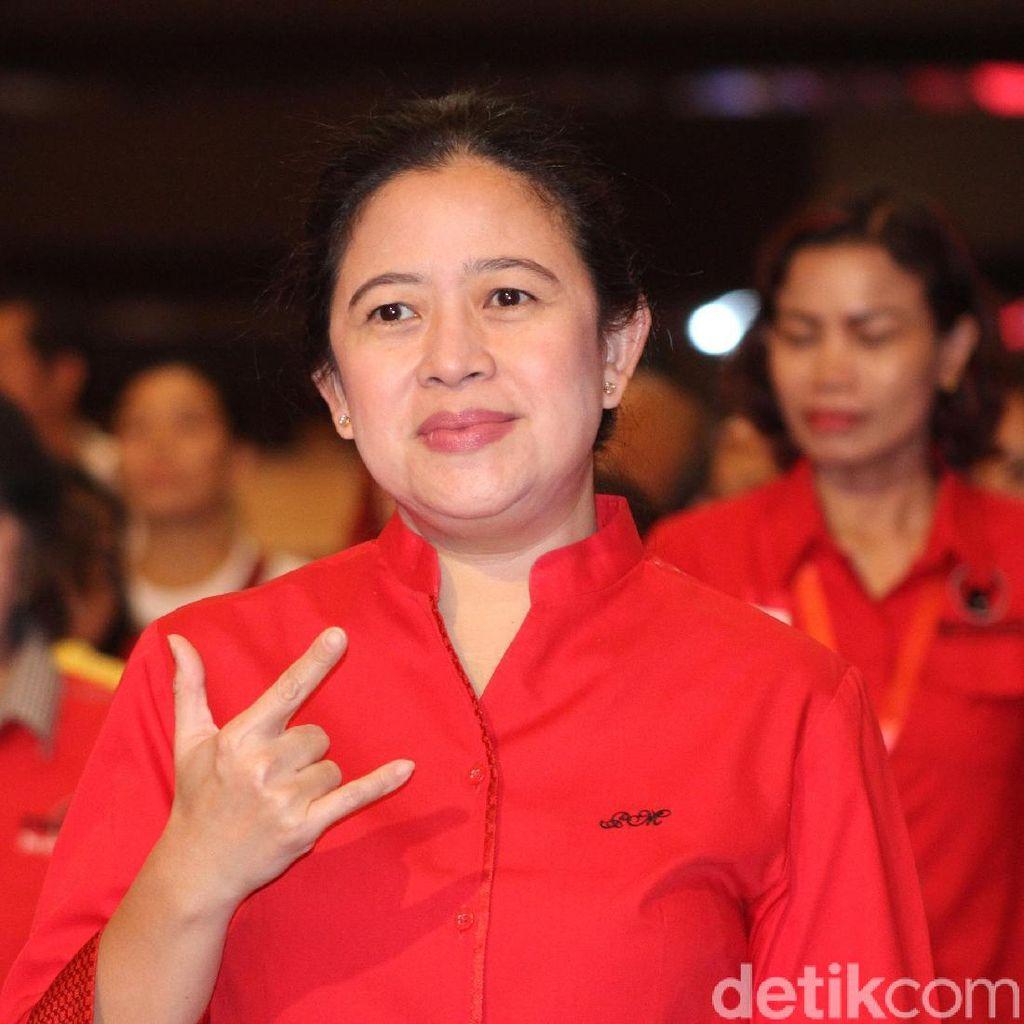 Puan Maharani Tunggu Keputusan Megawati