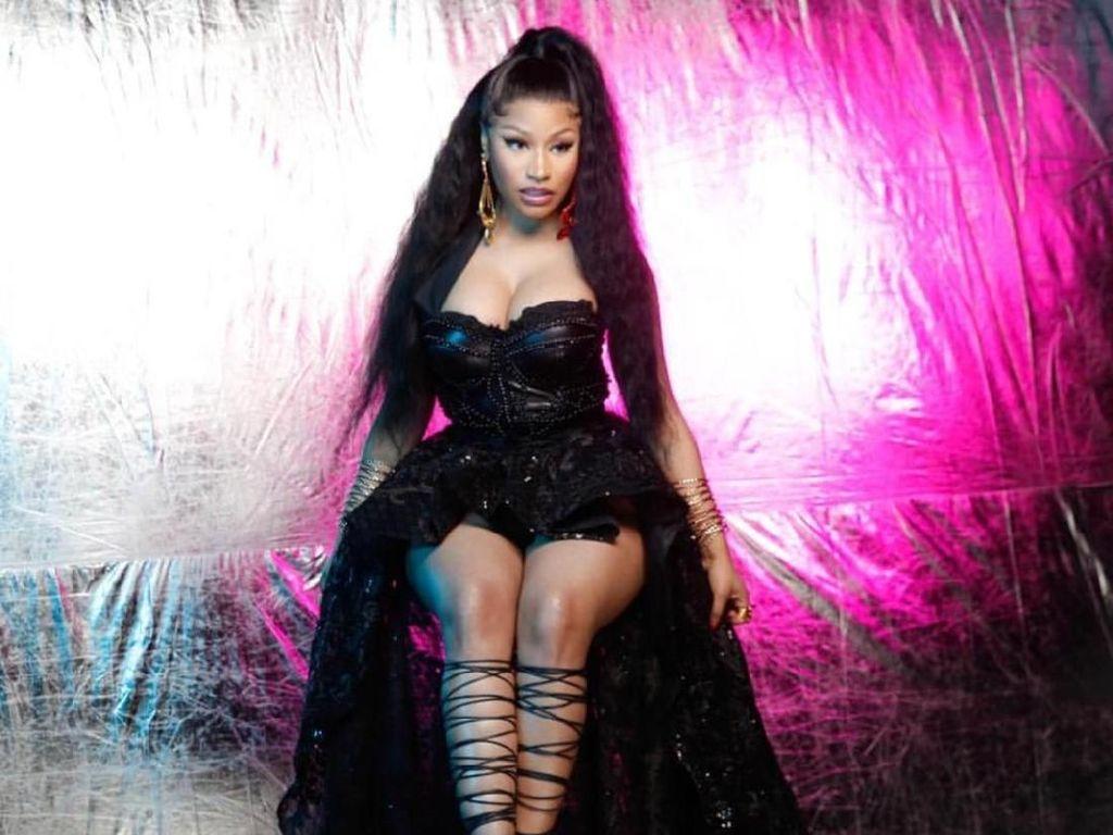 Nicki Minaj Sumbang Suara untuk Soundtrack Film Animasi Spider-Man