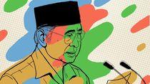 Momen Setengah Jam Pelantikan Presiden Soeharto