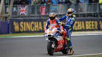 Momen Kocak Motor Balap MotoGP untuk Boncengan