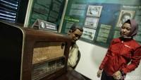Museum Sumpah Pemuda di kawasan Senen, Jakarta, juga menjadi tujuan banyak pencinta mobil dan motor untuk belajar sejarah. Foto: Pradita Utama