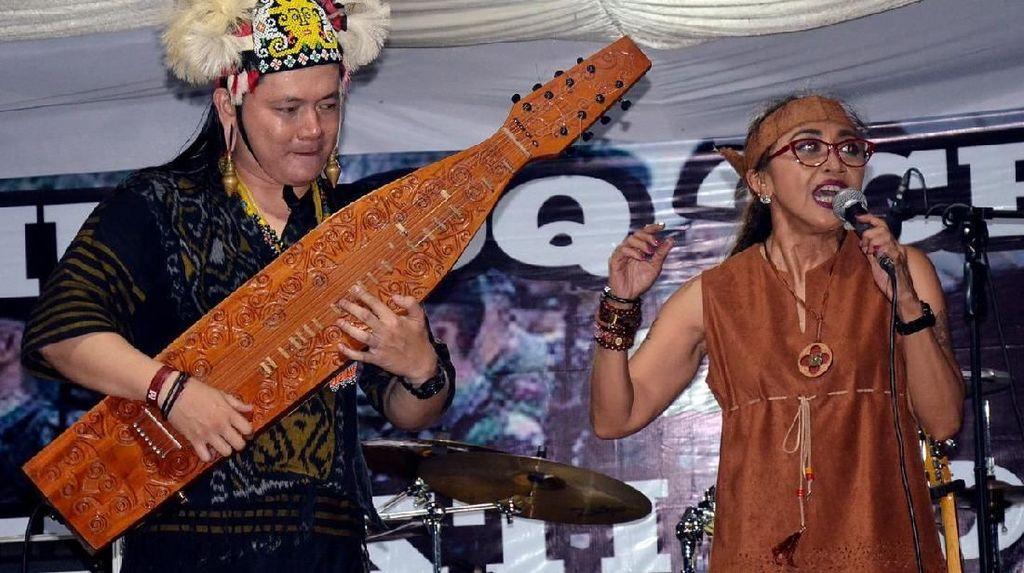 Lewat Musik Jazz Kemenpar Pikat Wisatawan di Mahakam Ulu