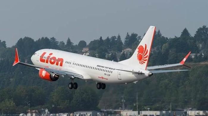 Lion Air PK LQP yang jatuh (Dokumentasi Lion Air)