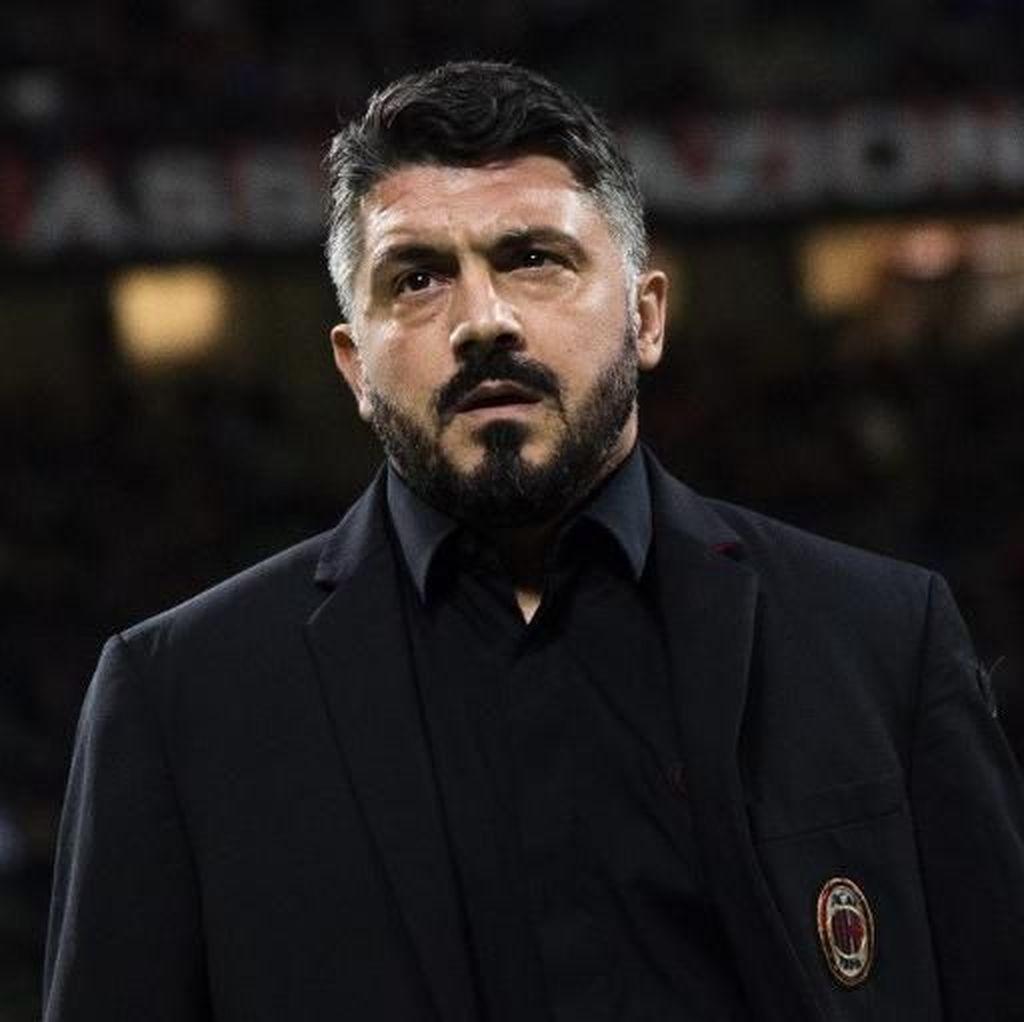 Gattuso: Milan Cuma Menggelitik Pertahanan Bologna