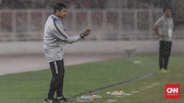 Indra Sjafri memanggil tiga pemain baru untuk TC Timnas Indonesia U-22.