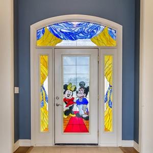 Bikin Mupeng, Rumah Bertema Disney Dijual Seharga Rp 12,9 Miliar