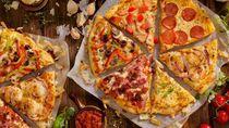 Bisa Habiskan Pizza Jumbo di Resto Ini Akan Dapat Hadiah Rp 8 Juta