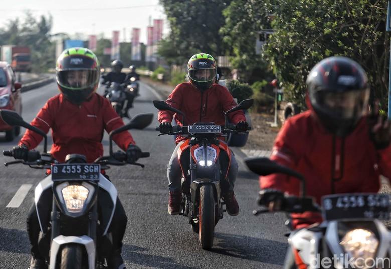 Road Warriors di Pantura. Foto: Pradita Utama