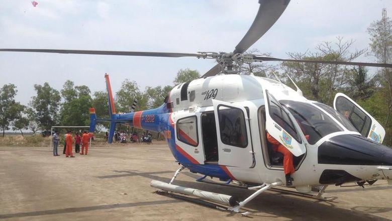 3 Heli Polri Dikerahkan Bantu Pencarian Dan Evakuasi Lion Air Jt 610