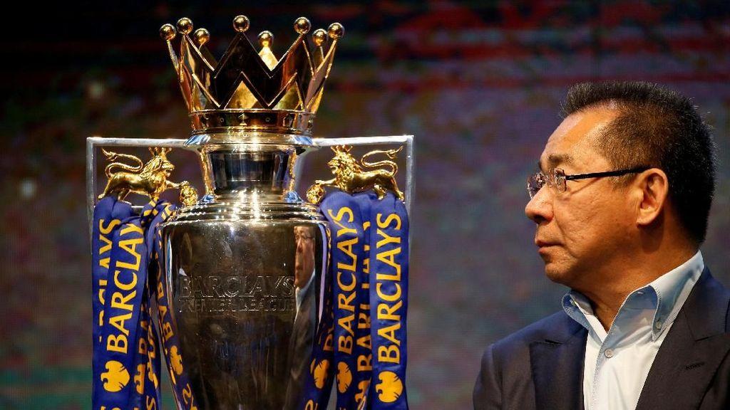 Profil Vichai Srivaddhanaprabha, Bukan Sekadar Bos untuk Leicester