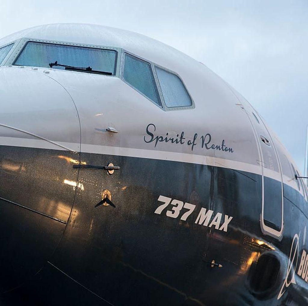 FAA Minta Boeing Perbaiki Masalah Baru pada Pesawat 737 MAX