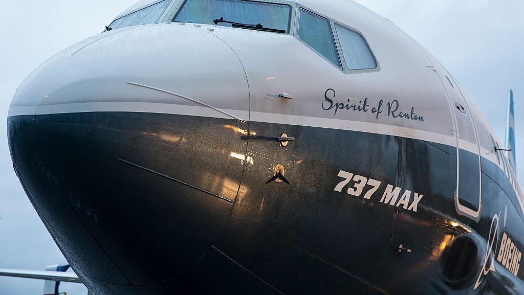 Valuasi Boeing Lenyap Rp 350 T Sejak 737 MAX Terjun Bebas