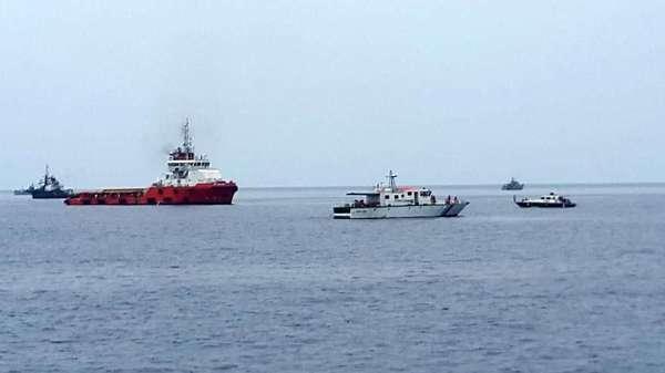 CVR Lion Air Diangkat dari Dasar Laut yang Tertutup Lumpur 8 Meter