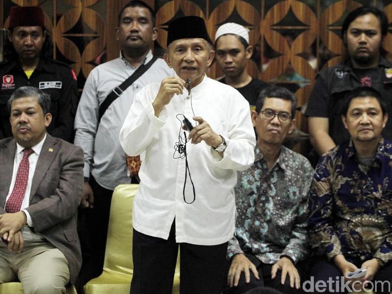 Kubu Jokowi Balas Amien Rais: Yang Didukungnya Selalu Kalah!