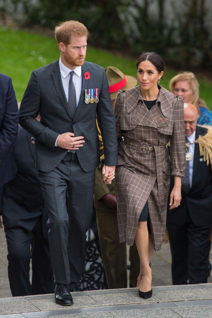 Pangeran Harry dan Meghan Markle Pamit, Tutup Akun Instagram