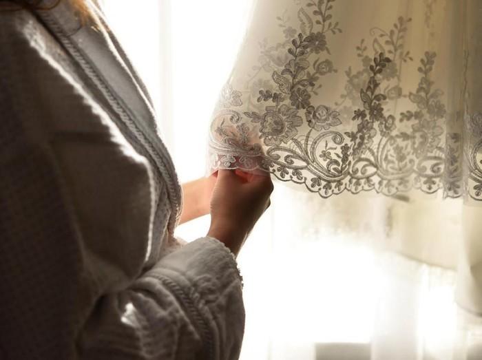 Ilustrasi gaun pengantin. Foto: Dok. iStock