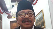 Gubernur Soekarwo Tegaskan Tak Ada Kebijakan Ganjil Genap di Jatim