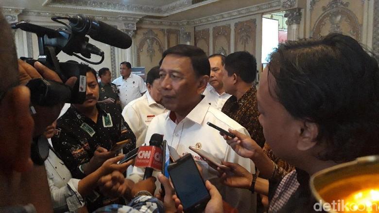 Pengibaran Bendera HTI di Poso, Wiranto Sebut Ini Lecehkan Pancasila