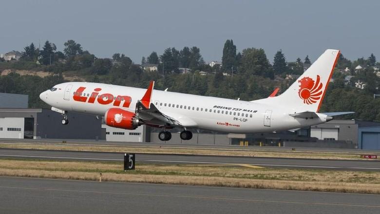 Penjelasan Lion Air soal Pemindahan Keluarga Korban Pesawat PK-LQP