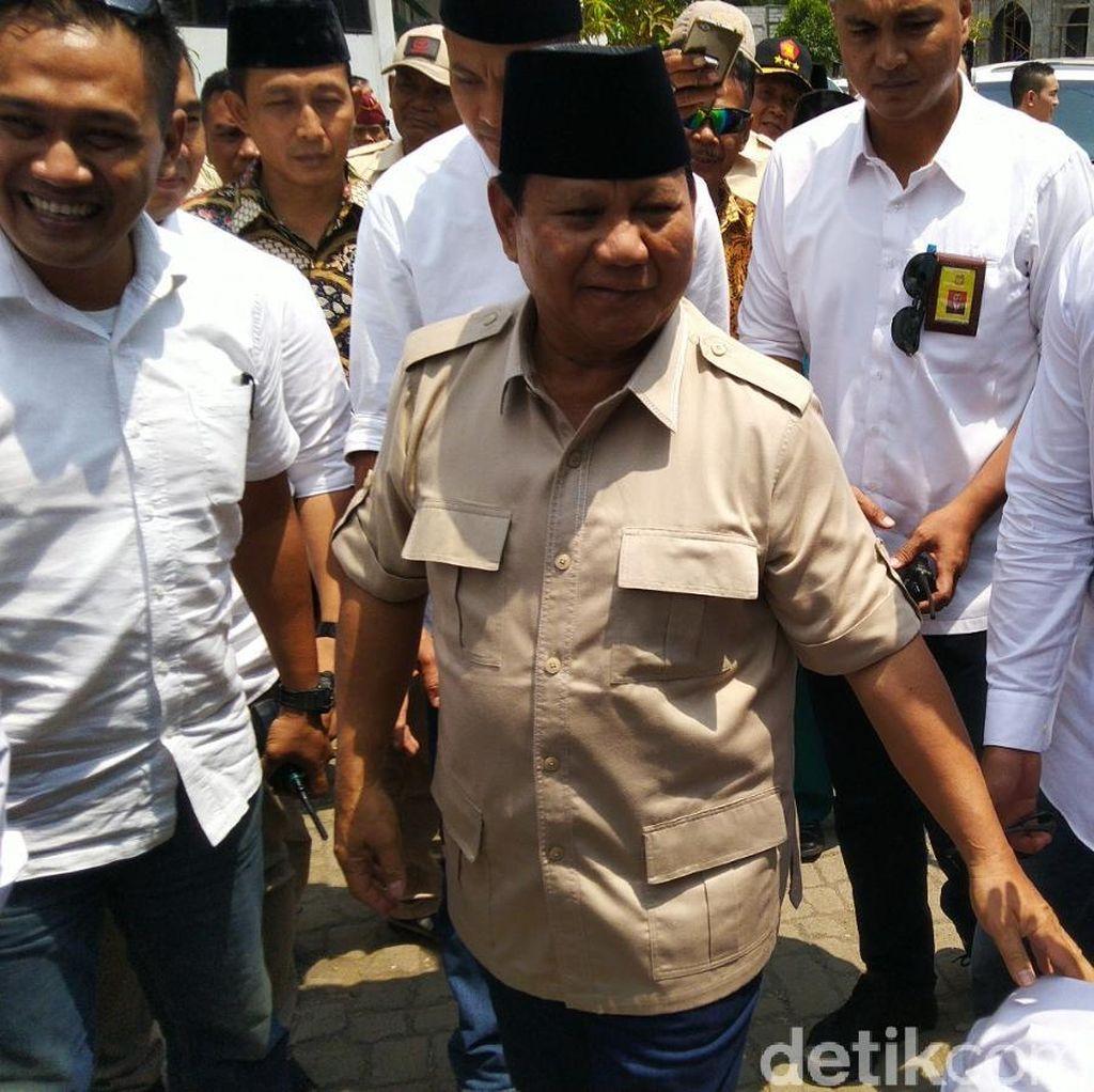 Pernah Salat di Samping Prabowo, Elite PAN Jawab Tantangan La Nyalla