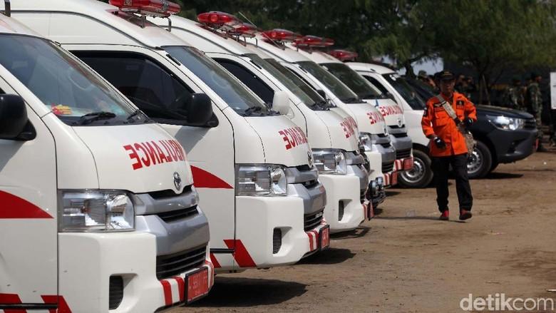 Mobil ambulans Foto: Grandyos Zafna