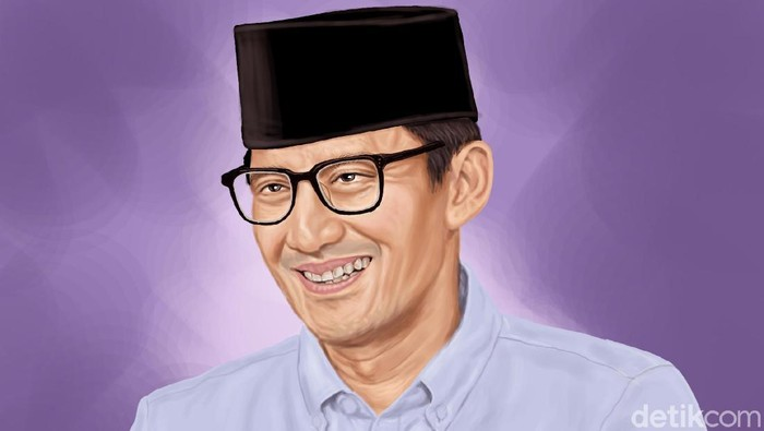 close up Sarah Sandiaga Uno