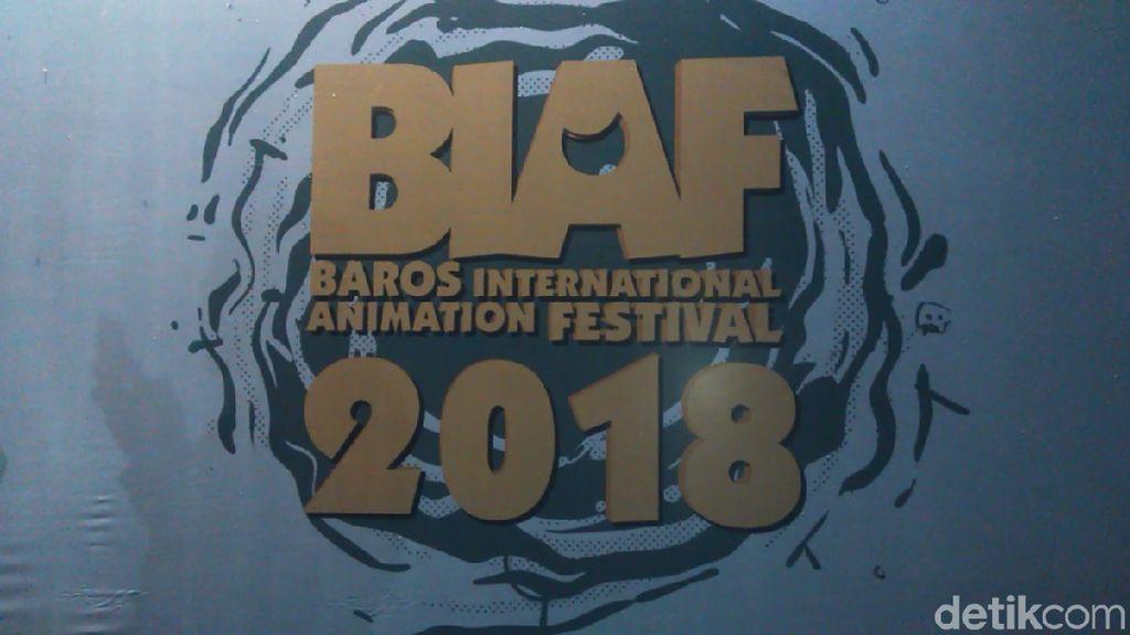 Festival Animasi Baros Perkenalkan Cimahi ke Mata Dunia