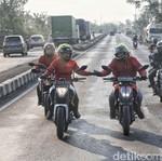 Ini Alasan KTM Road Warriors 2018 Tidak Tempuh Perjalanan Malam
