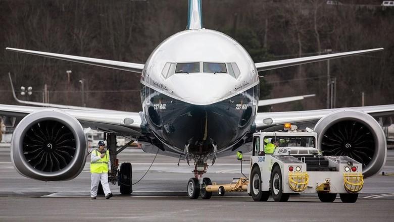 Boeing Lanjutkan Produksi Tapi Hentikan Pengiriman Boeing 737 MAX