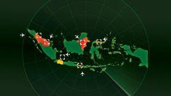 Pesawat Lion Air Jatuh, Pegawai Imigrasi Tinggalkan 3 Anak