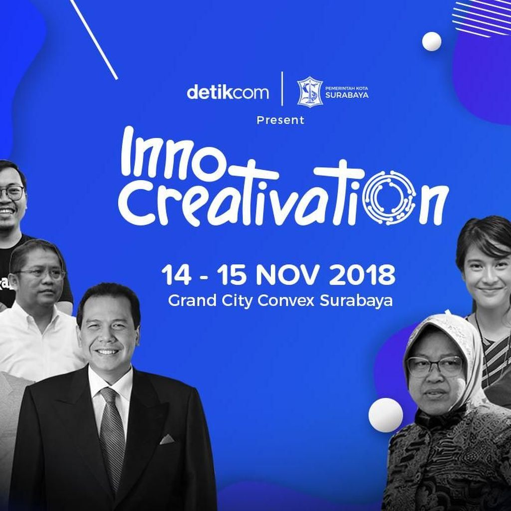 Innocreativation & Startup Nation Summit Digelar di Surabaya