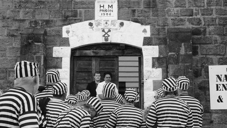 Bekas penjara Napier Prison di Auckland (Napier Prison)