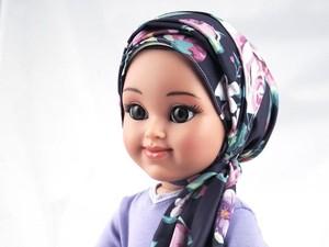 Setelah Barbie Hijab, Boneka Hijab Gemas Ini Curi Perhatian