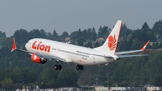 Foto: dok. Lion Air JT 610 PK-LQP