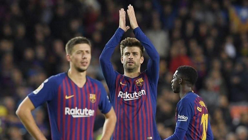 Investasi ke Klub, Pique Dikabarkan Beli FC Andorra